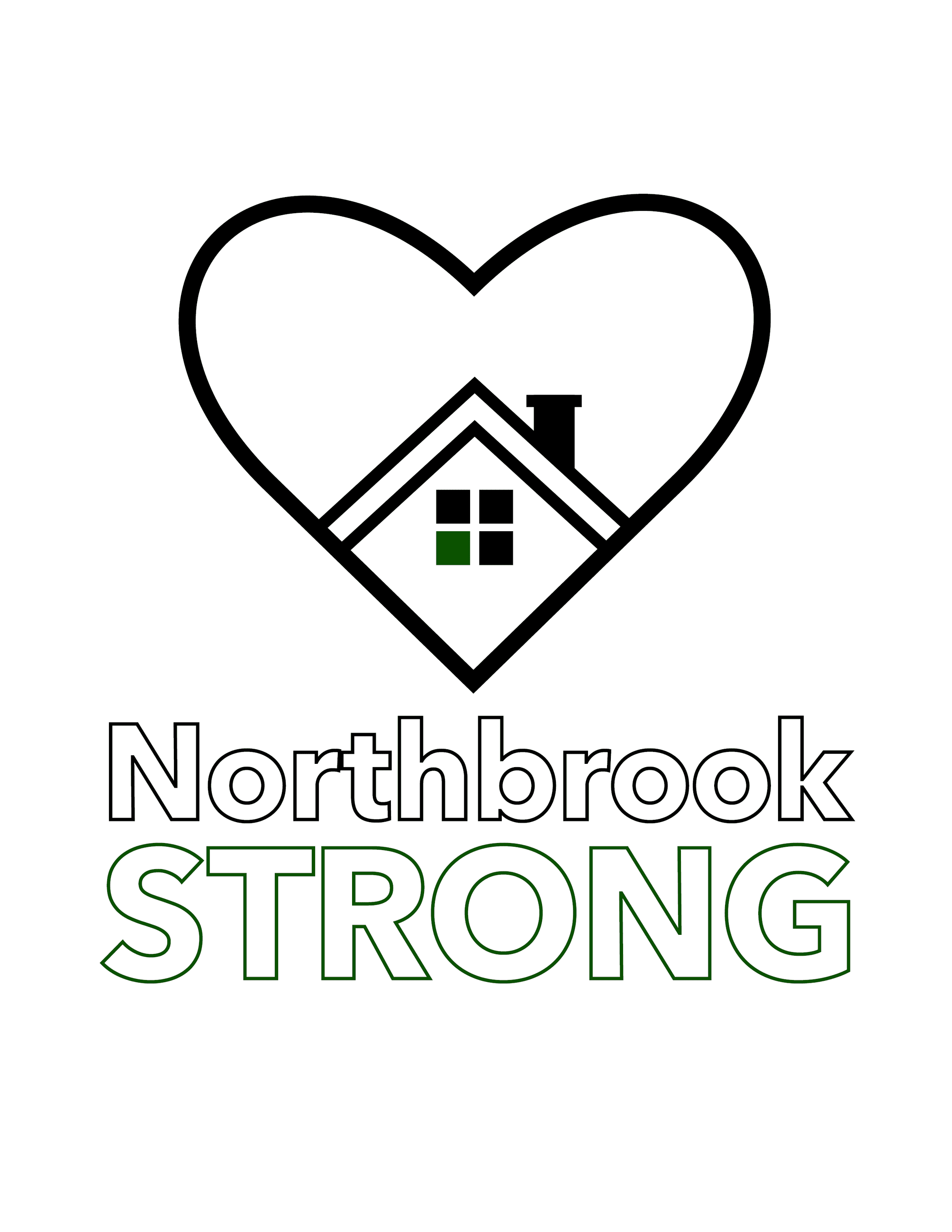 Northbrook Strong Coloring Sheet V2