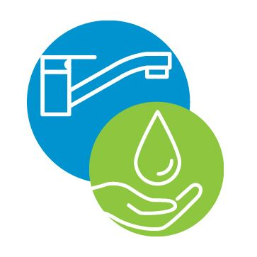 Drinking Water Week Icon