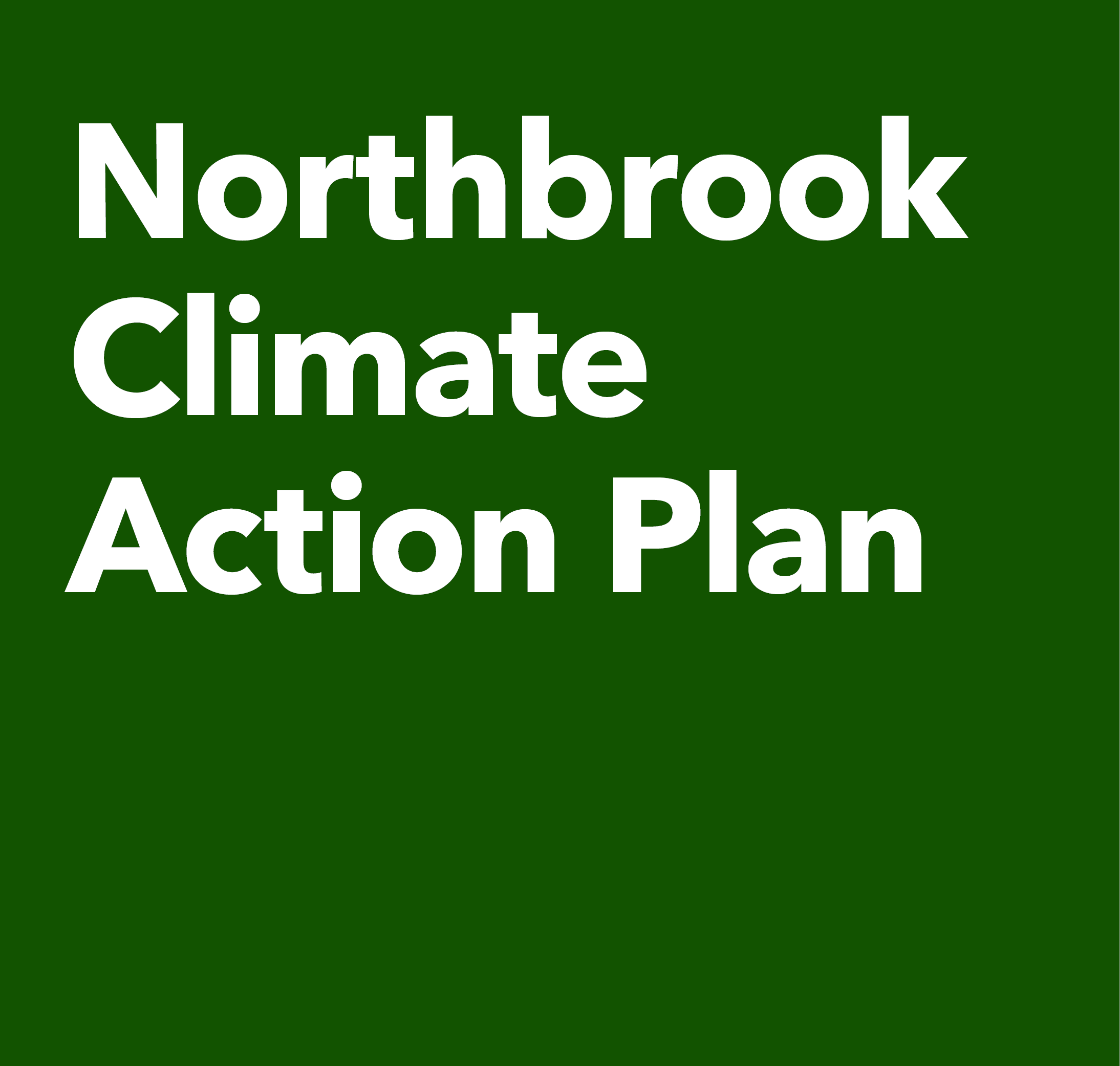 Northbrook Climate Action Plan